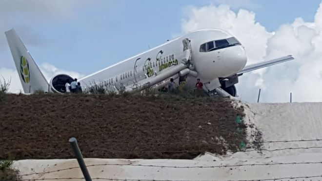 Canadian Lawsuit Filed In Fly Jamaica Crash-Landing