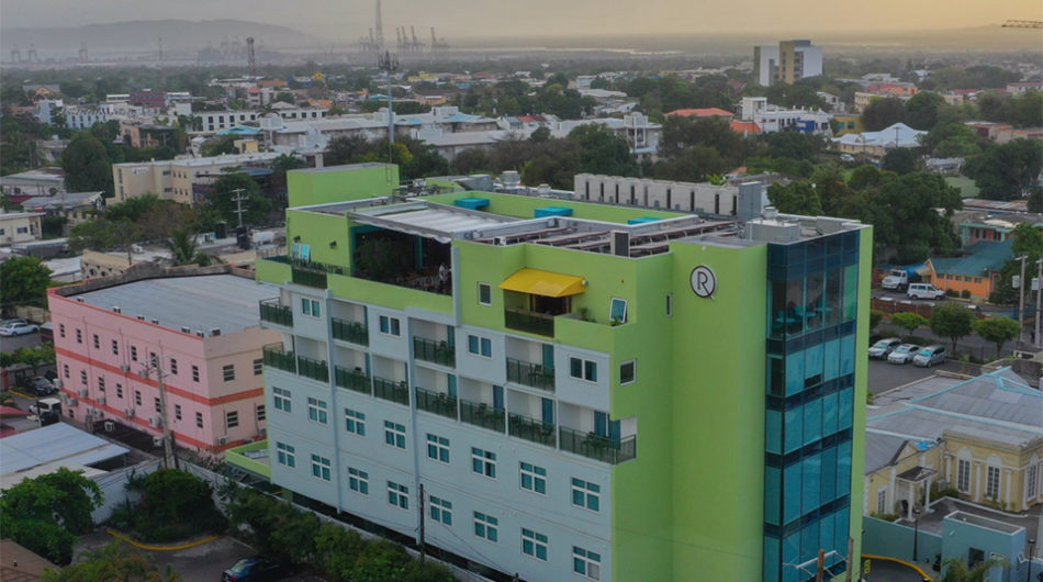 New Hotel Opens In Kingston, Jamaica