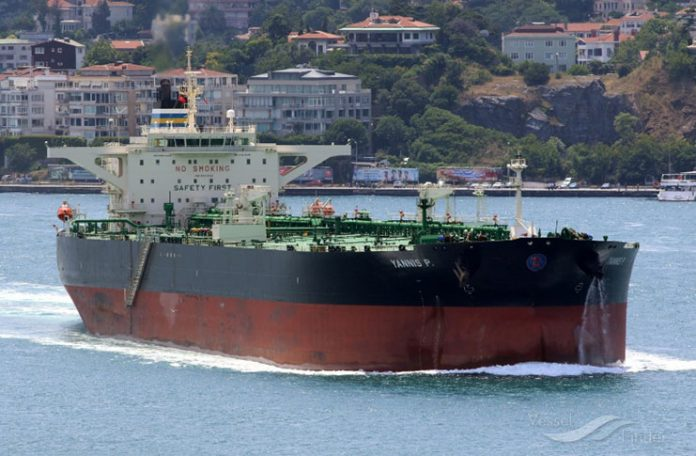 First Shipment Of Guyana's Crude Oil Sets Sail For US Refinery!