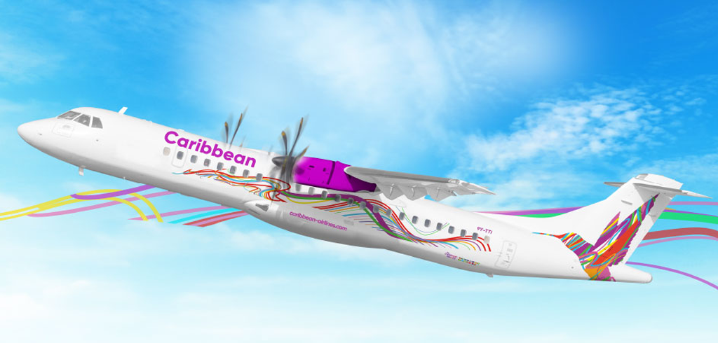 Caribbean Airlines Resumes Flights To Barbados!