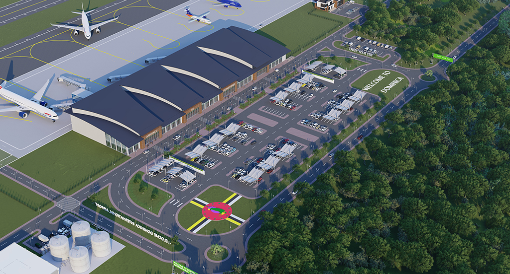 Green Light For Dominica's New International Airport!